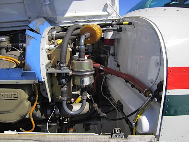 1971 Beechcraft F33A Engine