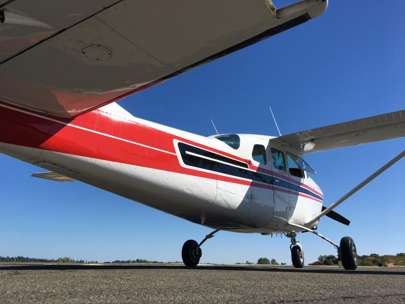1980 Cessna Turbo TU-206G Super Stationair Exterior