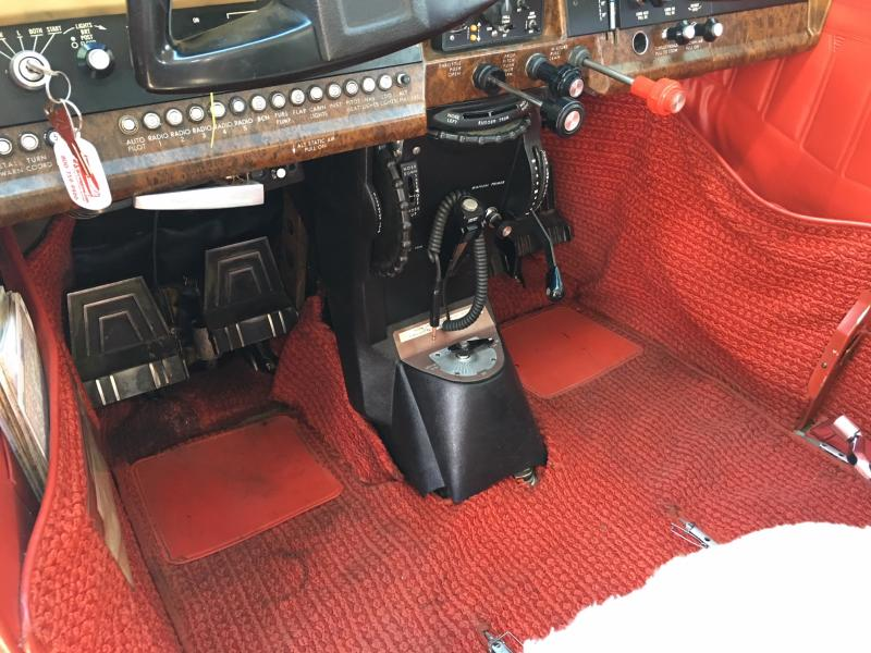 1980 Cessna Turbo TU-206G Super Stationair Interior