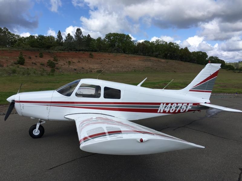 1977 Piper Cherokee 140 SOLD - N4875F | Skywagons com