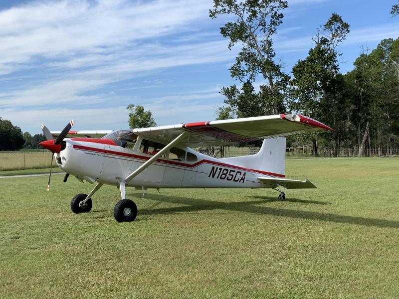 1985 Cessna 185F Skywagon