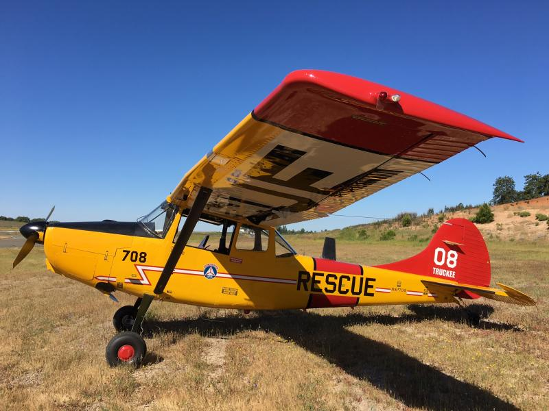 1967 Ector L19 Bird-dog Exterior