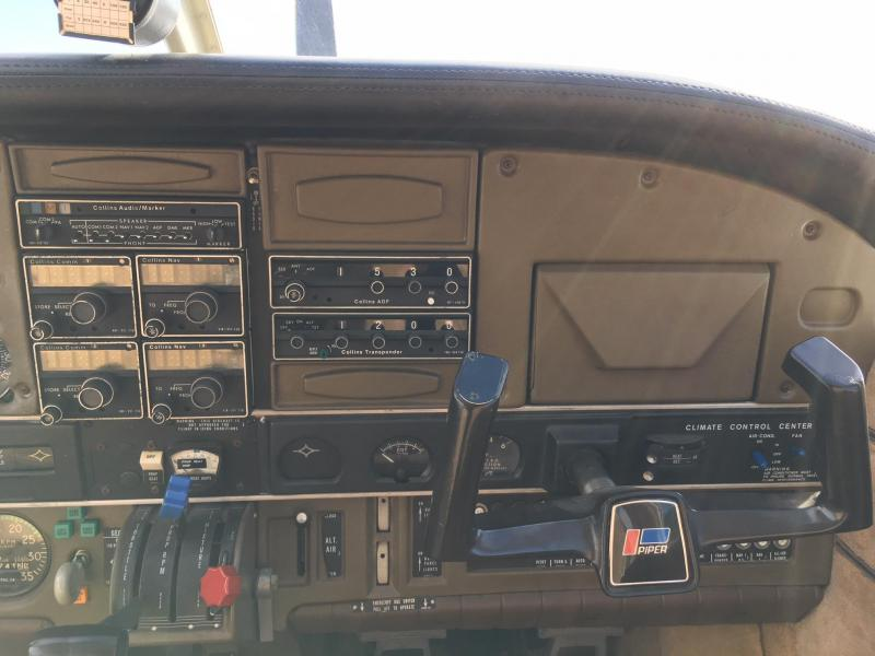 1981 Piper Turbo Saratoga SP
