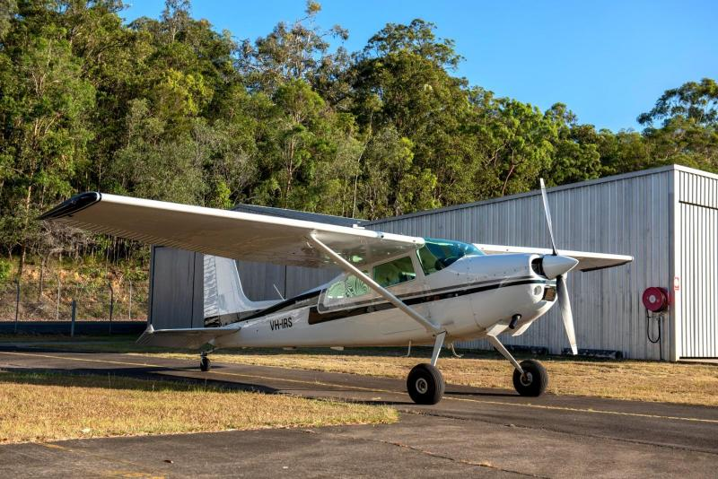 New Cessna 180J Skywagon