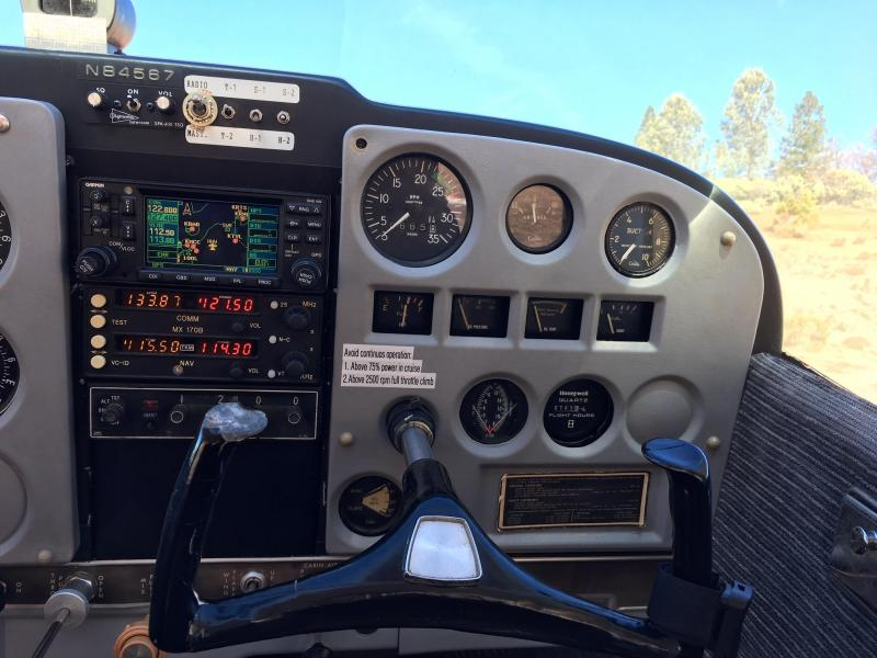 1969 Cessna 172 Texas taildragger Conversion