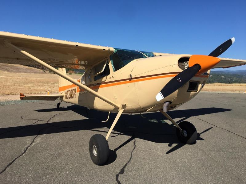 1976 Cessna 185F Skywagon