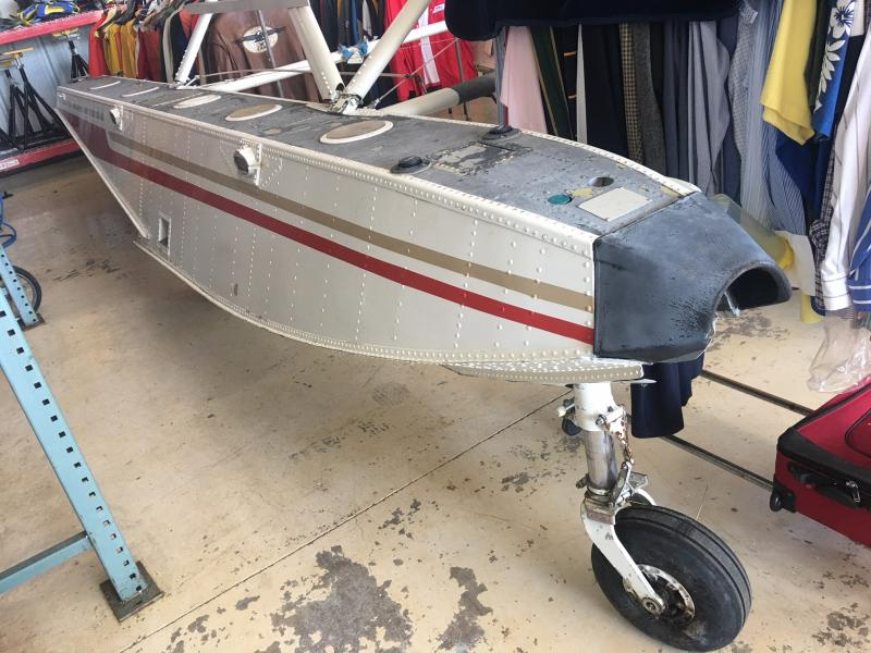 1980 Cessna TU206G Float Kitted Stationair Floats