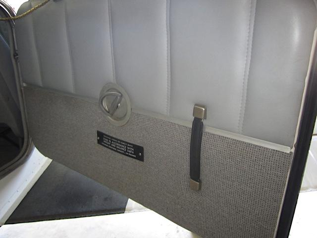 1971 Beechcraft F33A Baggage Door