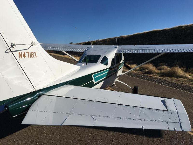 1979 Cessna Turbo 182RG