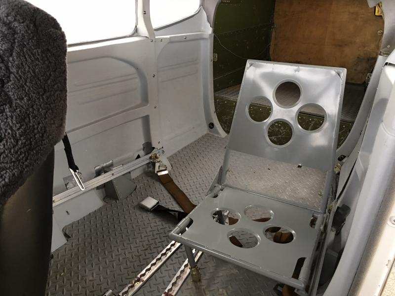 1980 Cessna A185F Skywagon Interior