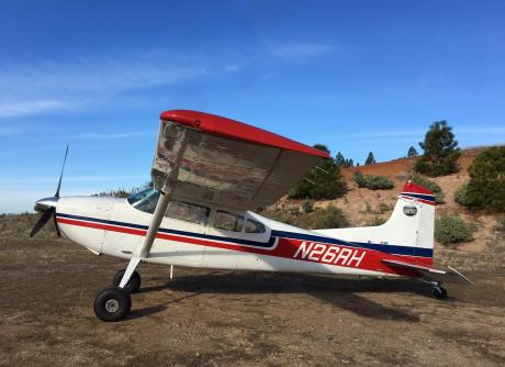 1962 Cessna 185 Skywagon