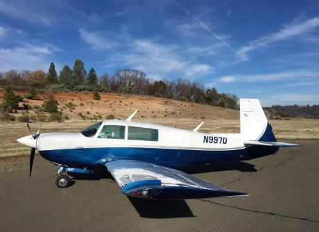 "1978 Mooney M20J ""201"" Turbo"