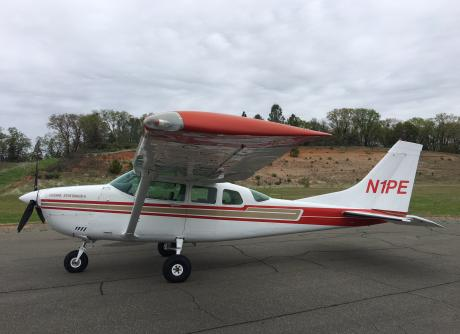 1980 Cessna TU206G Float Kitted Stationair Exterior