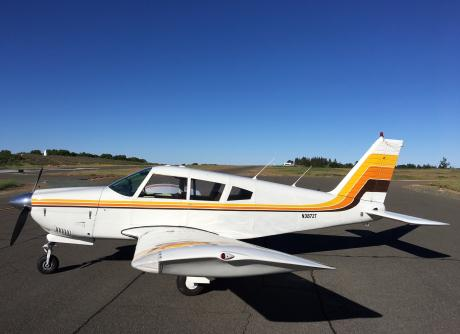 1968 PA-28 Piper Arrow Exterior