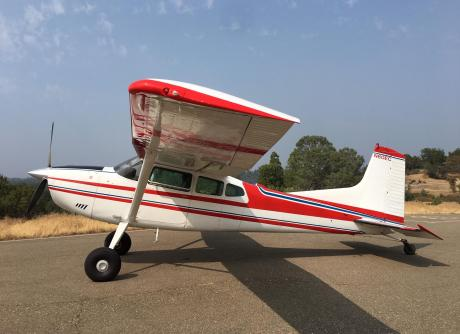 1979 Cessna 185F Skywagon