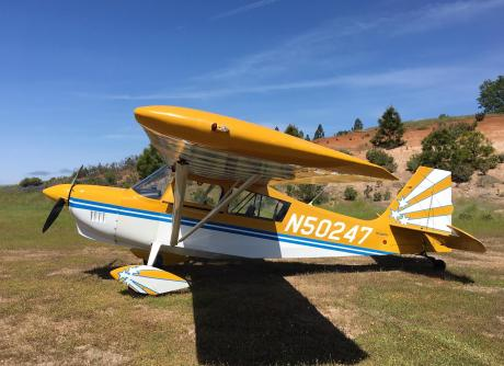 1978 Bellanca Super Decathlon 8KCAB