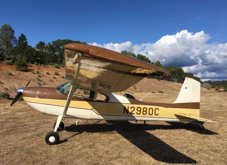 1954 Cessna 180 Skywagon